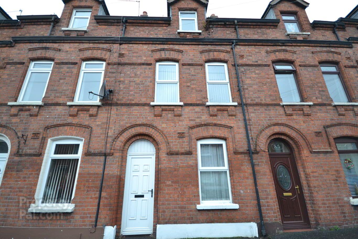 31 Crocus Street, Belfast BT12 7AP | 4 Bed Terrace house For Sale | Asking price £79,950 | PropertyPal