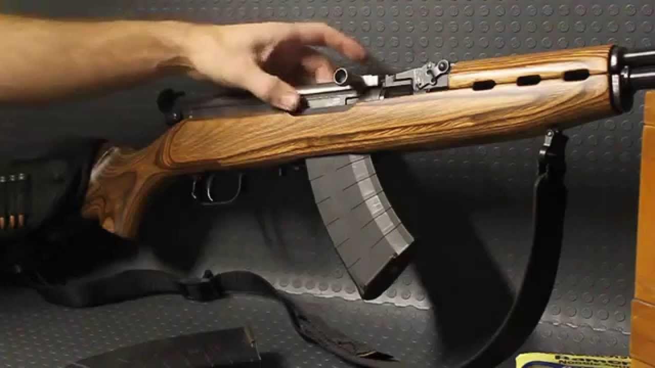 SKS drop free bolt mod HOW TO ZRUS | sks gun | Pinterest | Drop ...