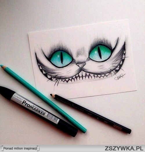 Alicja W Krainie Czarów Kot Szukaj W Google Make What You Love