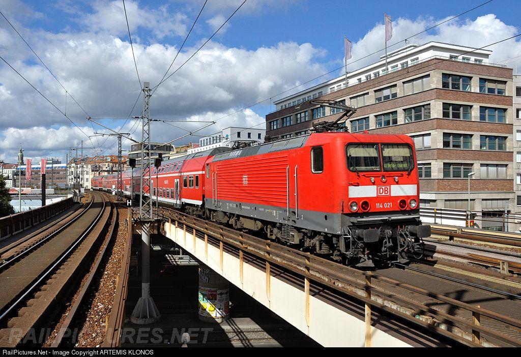 Photo 114 0219 Deutsche Bahn AG DB AG