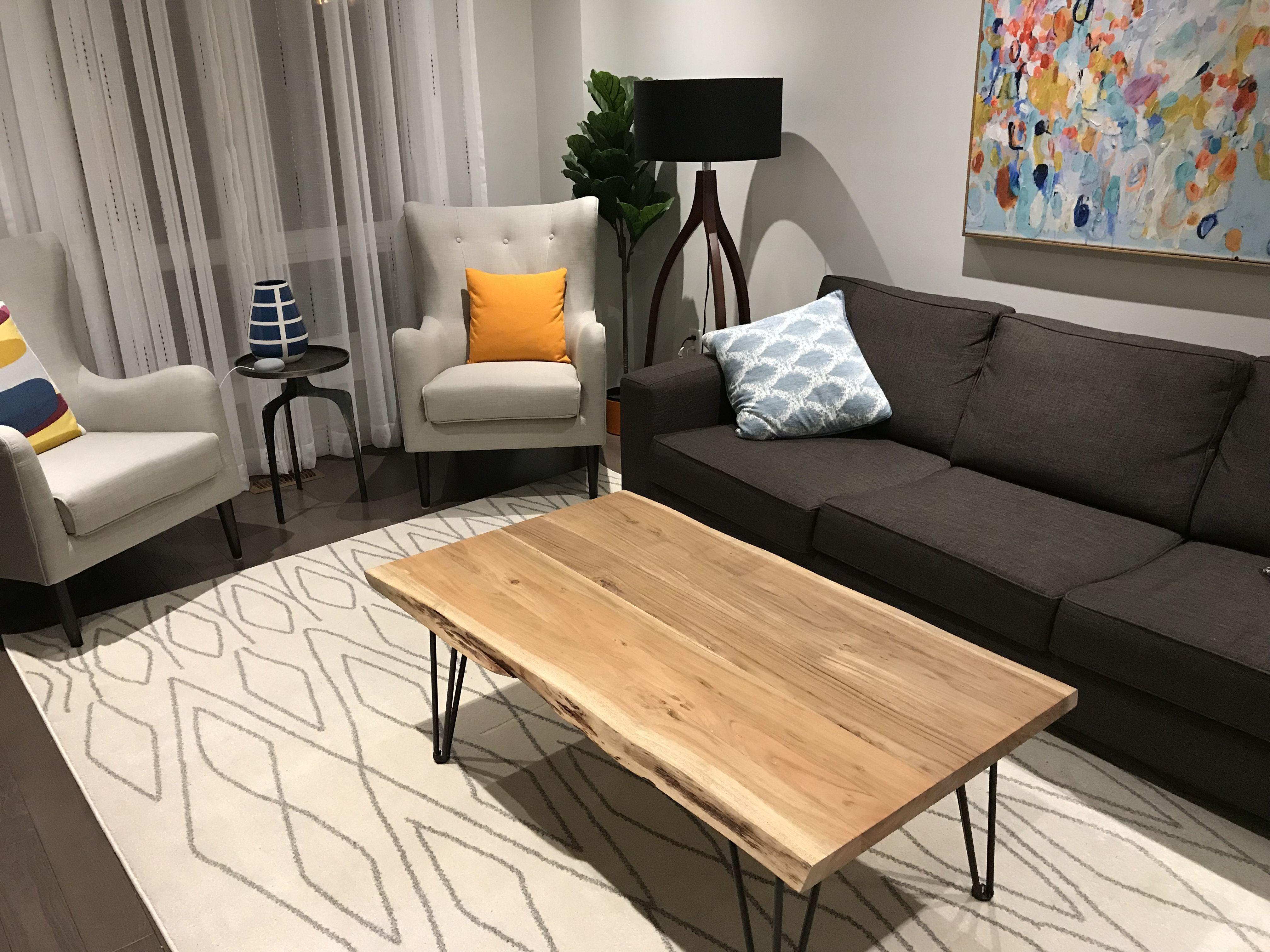 Structube Reno Coffee Table Living Room Coffee Table Coffee Table Decor [ 3024 x 4032 Pixel ]