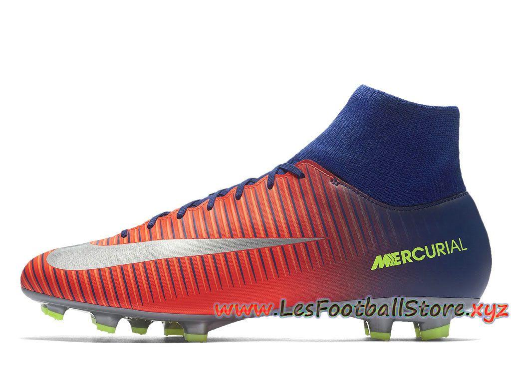 De Bleu Royal Victory Chaussure Dynamic Nike Vi Mercurial Fit Fg CBerxoWQdE