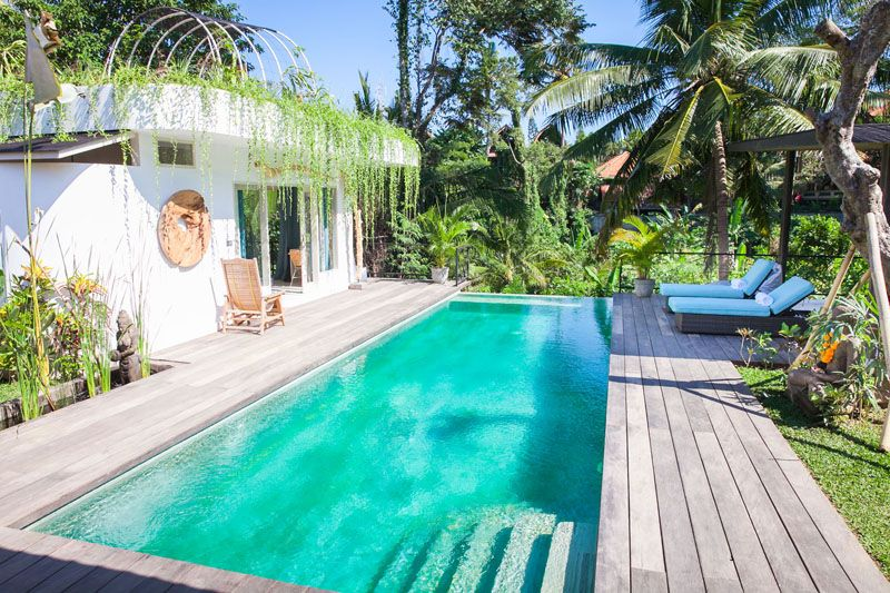 Located 1 Km From Ubud Palace This Beautiful Dream Villa Has All One Could Wish For Built In Traditional Style Modified With Modern Touches Hotel Ubud
