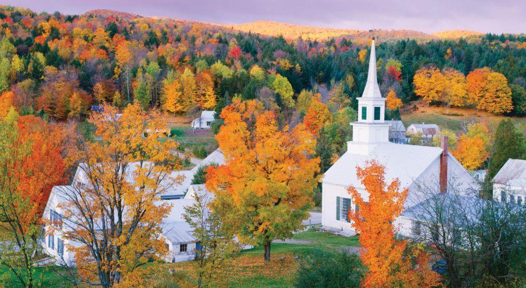 Fotos e Atrações Turísticas de Vermont | Pontos Turísticos Brasil