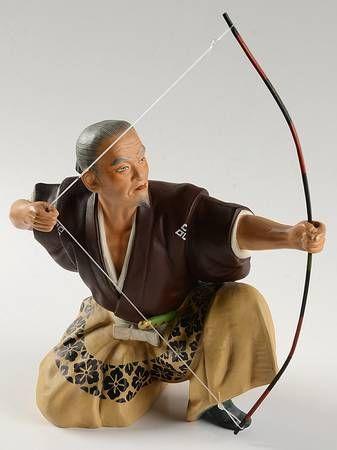 Hakata Urasaki, Hakata Urasaki Figurine at Replacements, Ltd