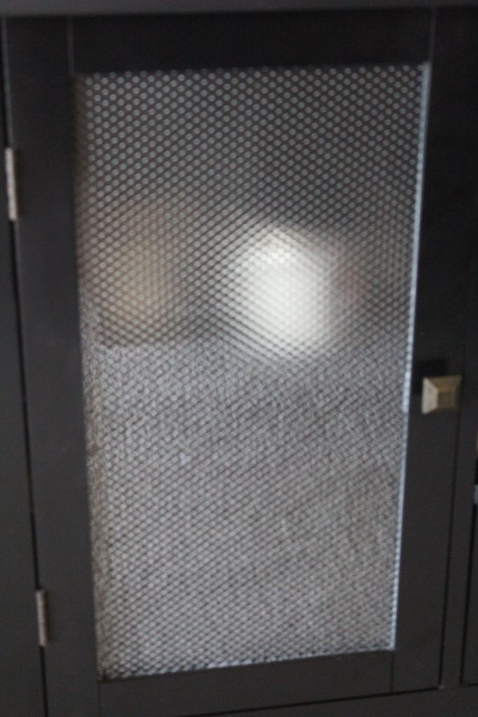 How Do I Cover Clear Glass Cabinet Doors Glass Kitchen