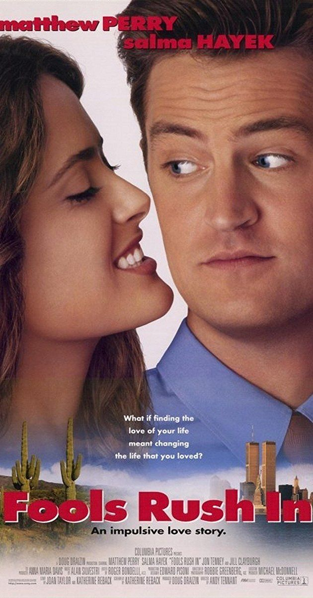 Directed By Andy Tennant. With Matthew Perry, Salma Hayek