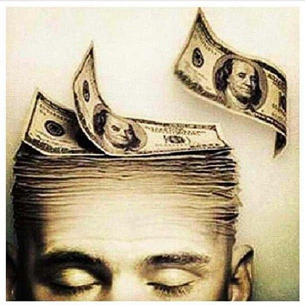 Money on my mind