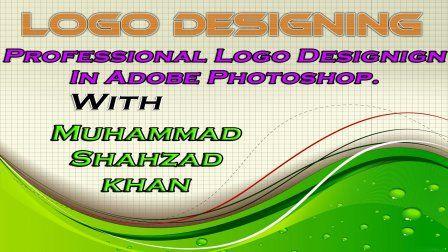 Logo desiging professional designign in adobe photoshop also rh pinterest