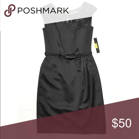 479808315d8 Shop Women s ANTONIO MELANI Black size 2 Midi at a discounted price at  Poshmark. Description  Beautiful black Antonio Melani sleeveless dress with  lace.