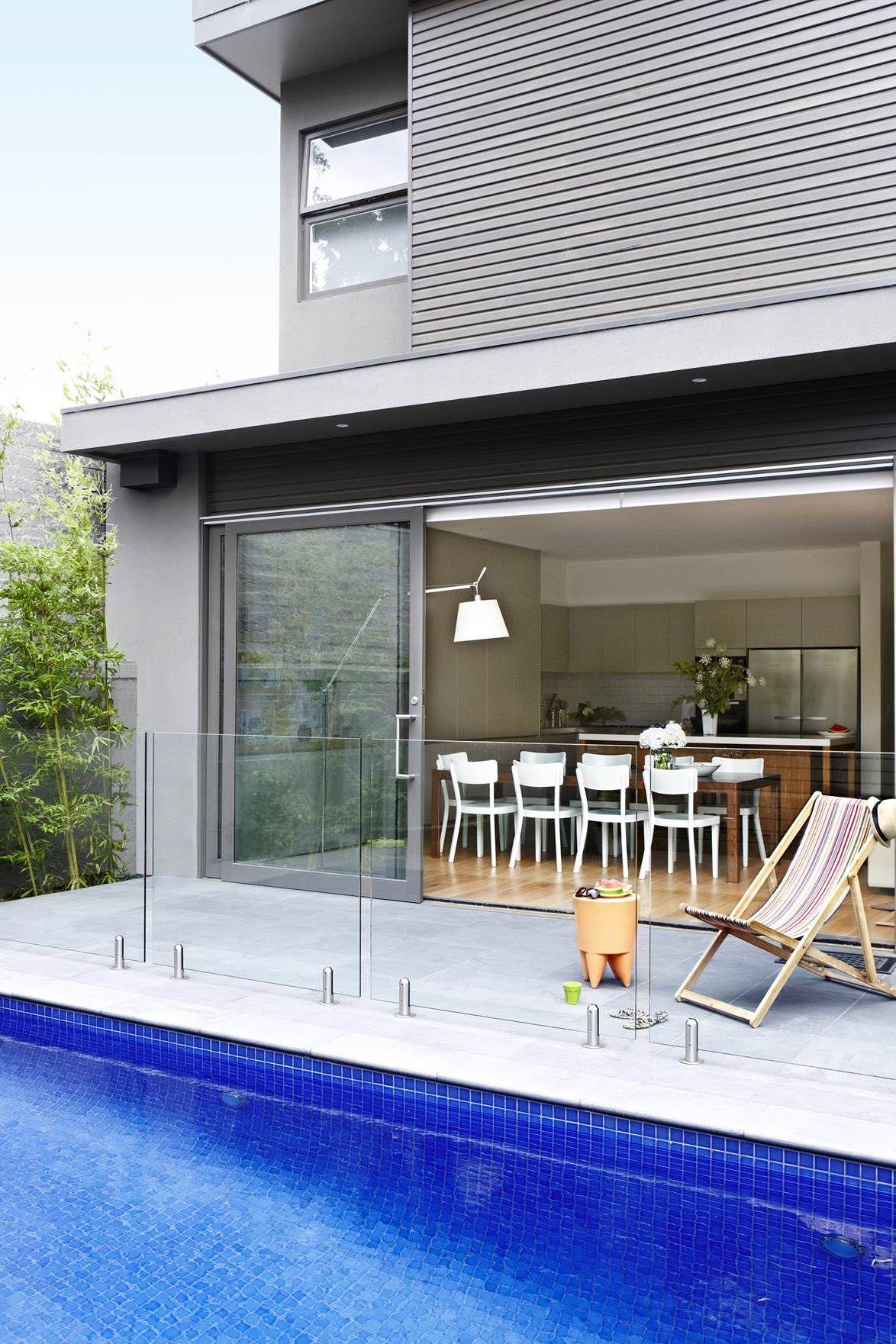 Small Pool Houses