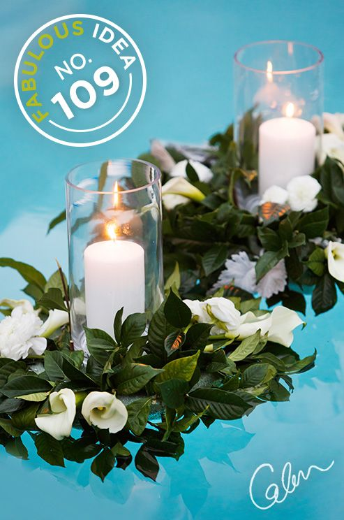 Colin shares some must-read tips for creating this fabulous floating ...