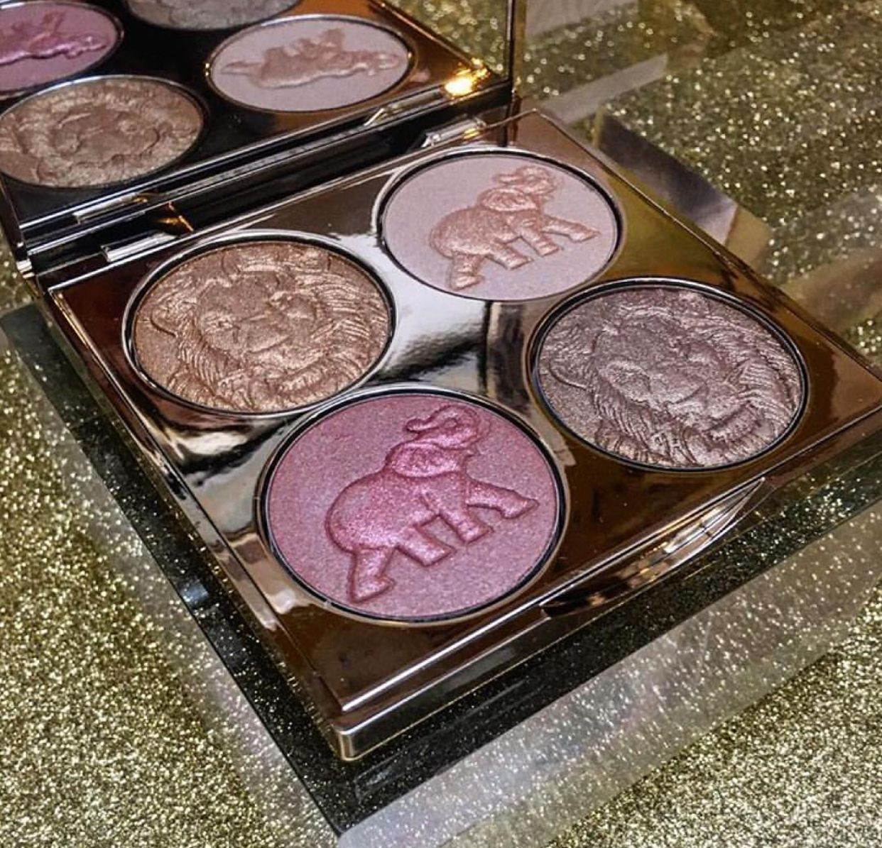 foto Chantecaille launches beauty palette to raise funds for wild horses