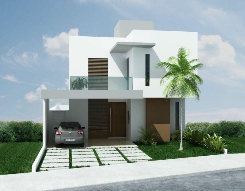 Fachadas de casas de 8 metros de frente 10 de largo for Fachadas modernas para departamentos