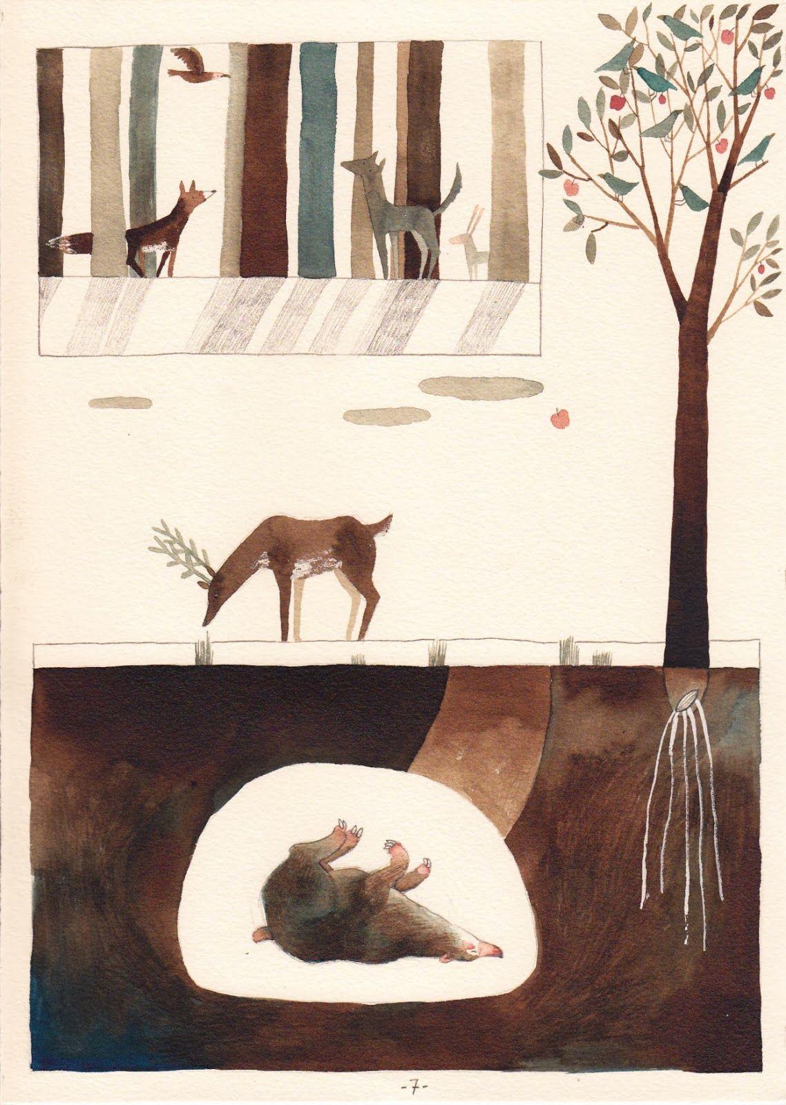 Gemma Capdevila gemma c Pinterest Illustrations Art