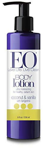 EO Botanical Body Lotion, Coconut, Vanilla