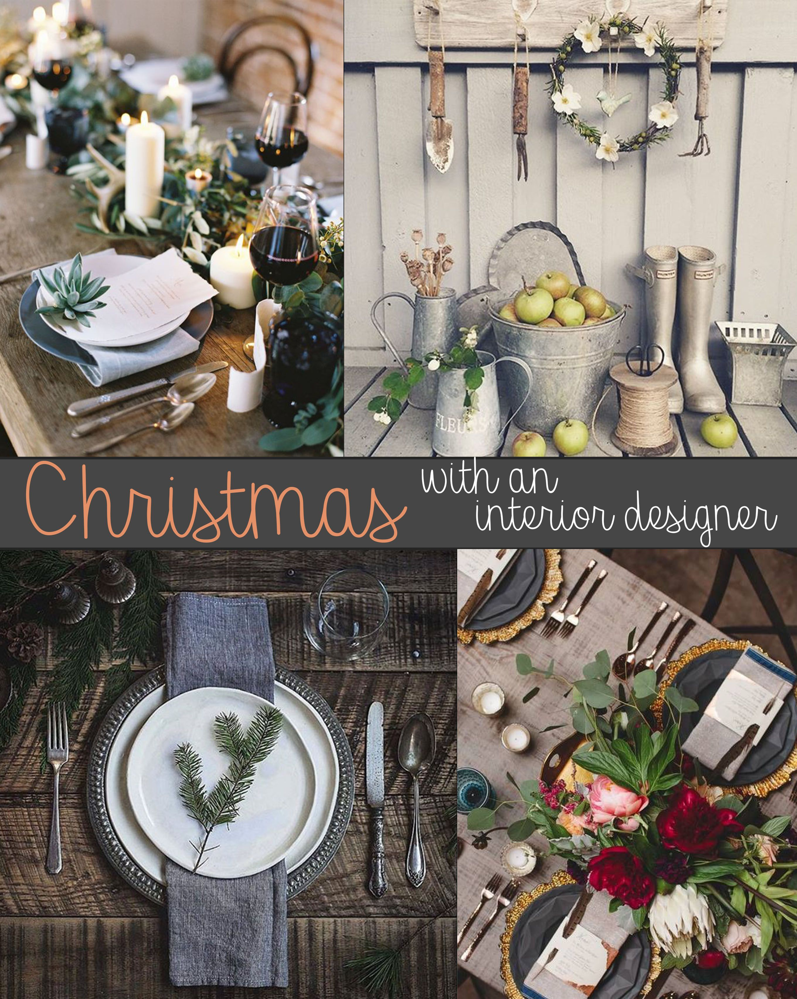 Take a look at our most beautiful Christmas Interior Design looks. From beautiful room displays to Christmas table decorations, take a look at our favourite looks.