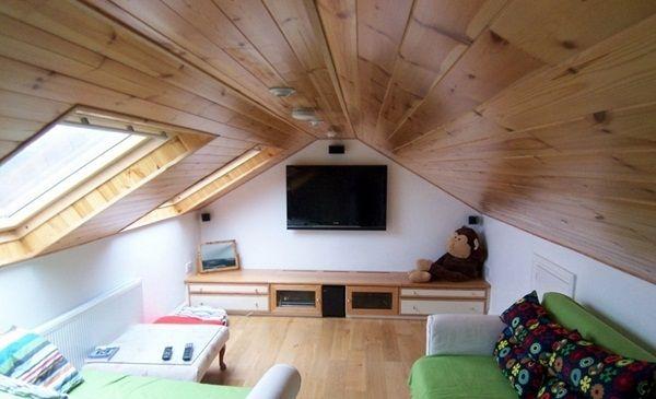 40 Insanely Cool Attic Conversion Ideas Attic Conversion Attic Bedroom Small Attic Rooms
