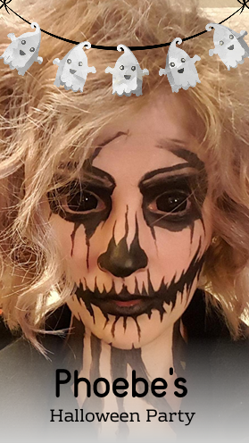 Ghost Halloween Snapchat Geofilter. 👻 Halloween snapchat
