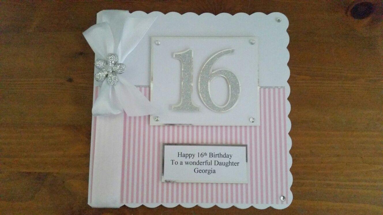 16th birthday card 16th birthday card, Happy 16th