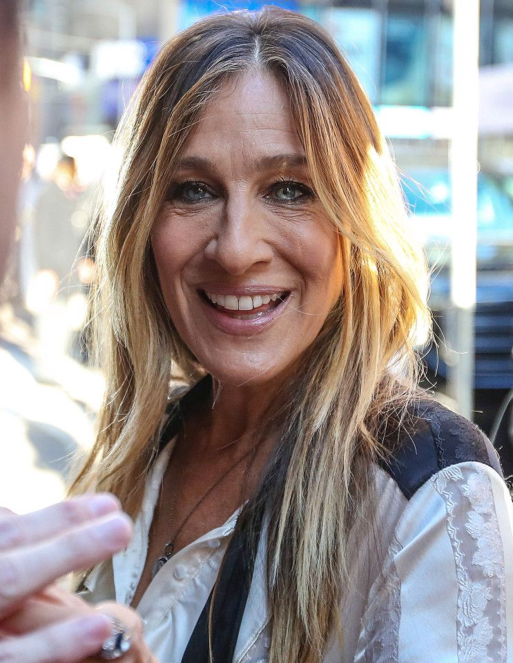 Bilderesultat for sarah jessica parker make up | Sarah jessica parker,  American actress, Actresses