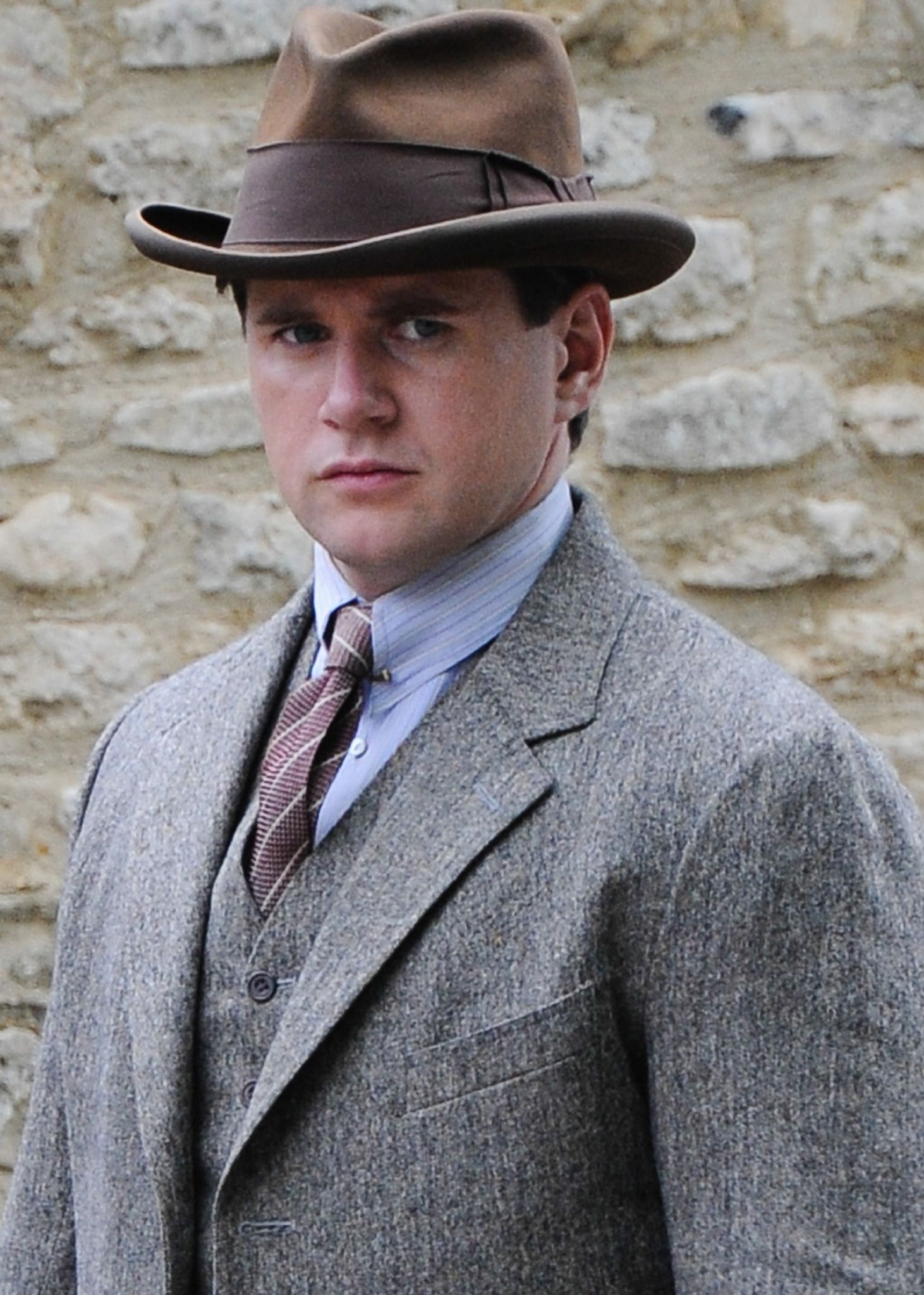 Downton Abbey Season 4 Branson   ..rh