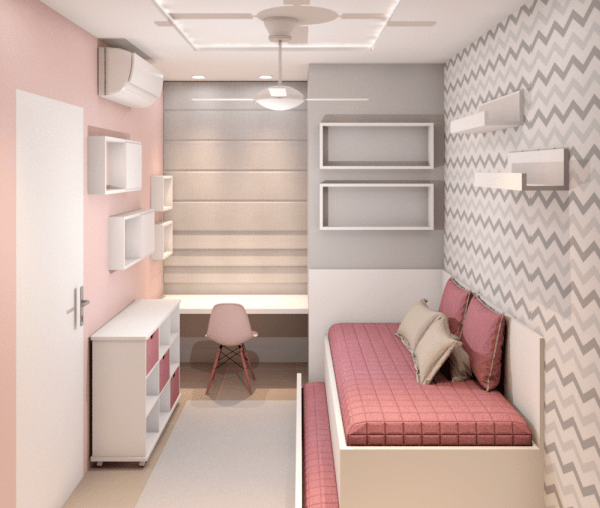 Sanca quarto infantil