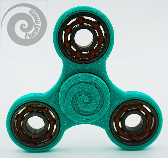 classic edc tri bar fidget spinner toy w caps. Black Bedroom Furniture Sets. Home Design Ideas
