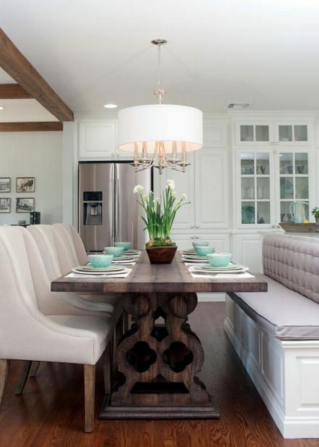 Great ideas kitchen island with built in seating inspiration