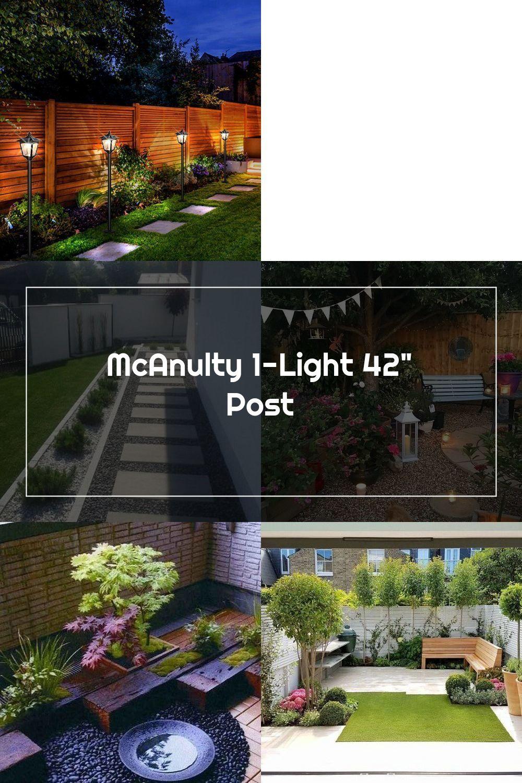 """Winston Porter McAnulty 10-Light 10"""" Post & Reviews  Wayfair in"""
