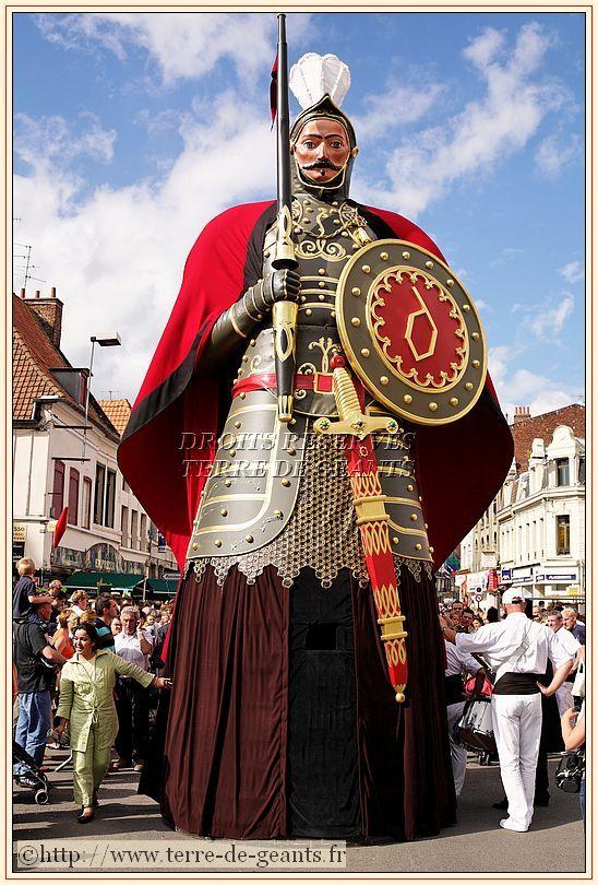 GAYANT - Douai [Fêtes de Gayant 2006 - DOUAI (59)]