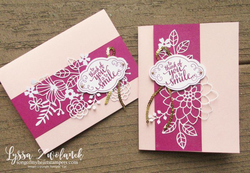 Label Me Pretty Lace Note Cards Note Cards Valentine Day Cards