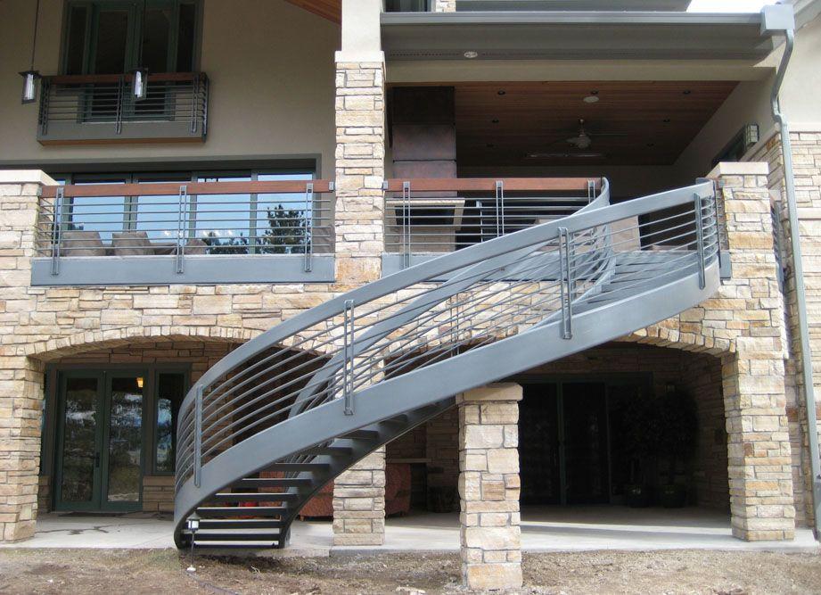 Best Pin By Romanus Gracias On Stairways In 2020 Concrete 400 x 300