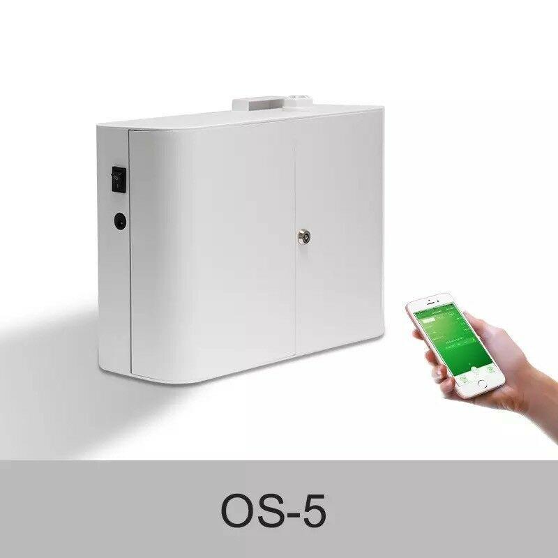 Smart Wifi Mobile App Scent Diffusing Machine Aroma Oils Machine