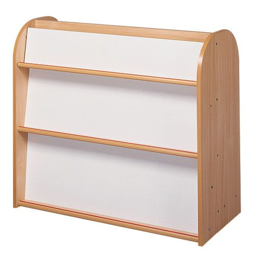 Double Book Shelving Unit Small The Display Side Of This