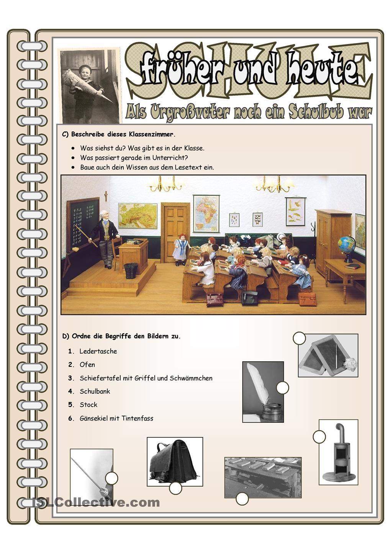 schule fr her 2 der urgro vater erz hlt deutsch kann spa machen schule sachunterricht. Black Bedroom Furniture Sets. Home Design Ideas