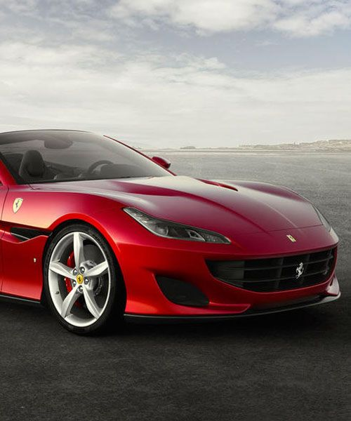 Ferrari Portofino: Pin On Cars