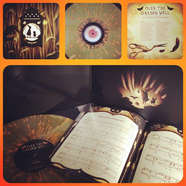 Over The Garden Wall Ost Limited Vinyl 2016 Mondo