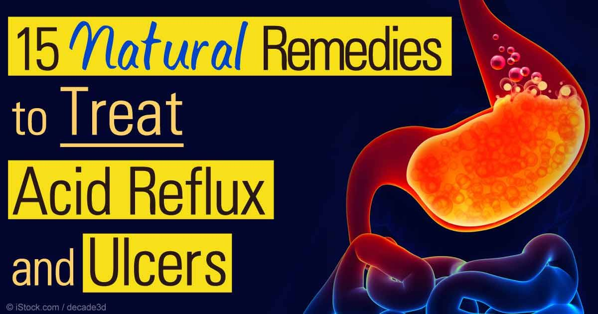 What are some of the best acid reflux treatments?