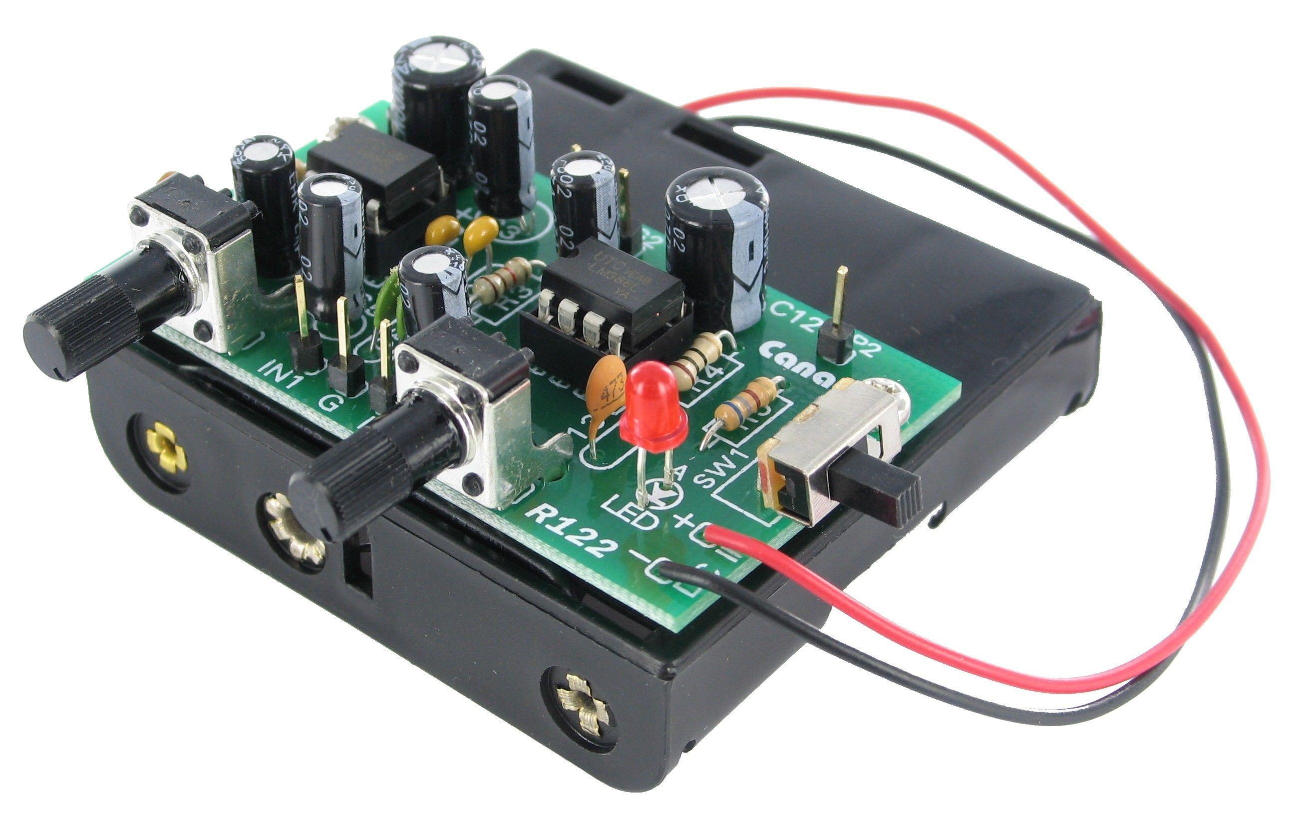 Circuito Integrado : Circuito integrado amplificador lm