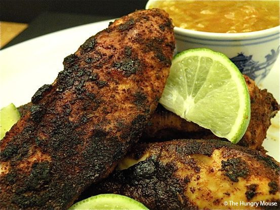 Recipes for blackened chicken chilis