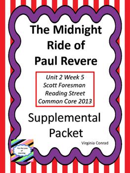 Midnight ride of paul revere essay