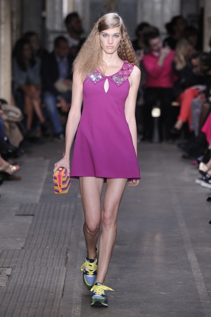 Moschino Cheap & Chic RTW Spring 2013