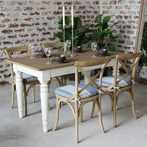 Caspian Dining Table French Provincial Furniture Milan Direct