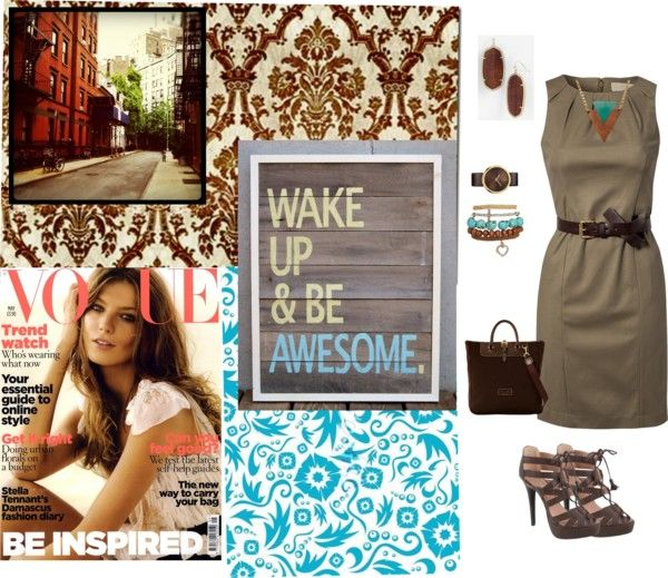 """""""Working for a Living"""" by nettiebaby on Polyvore"""