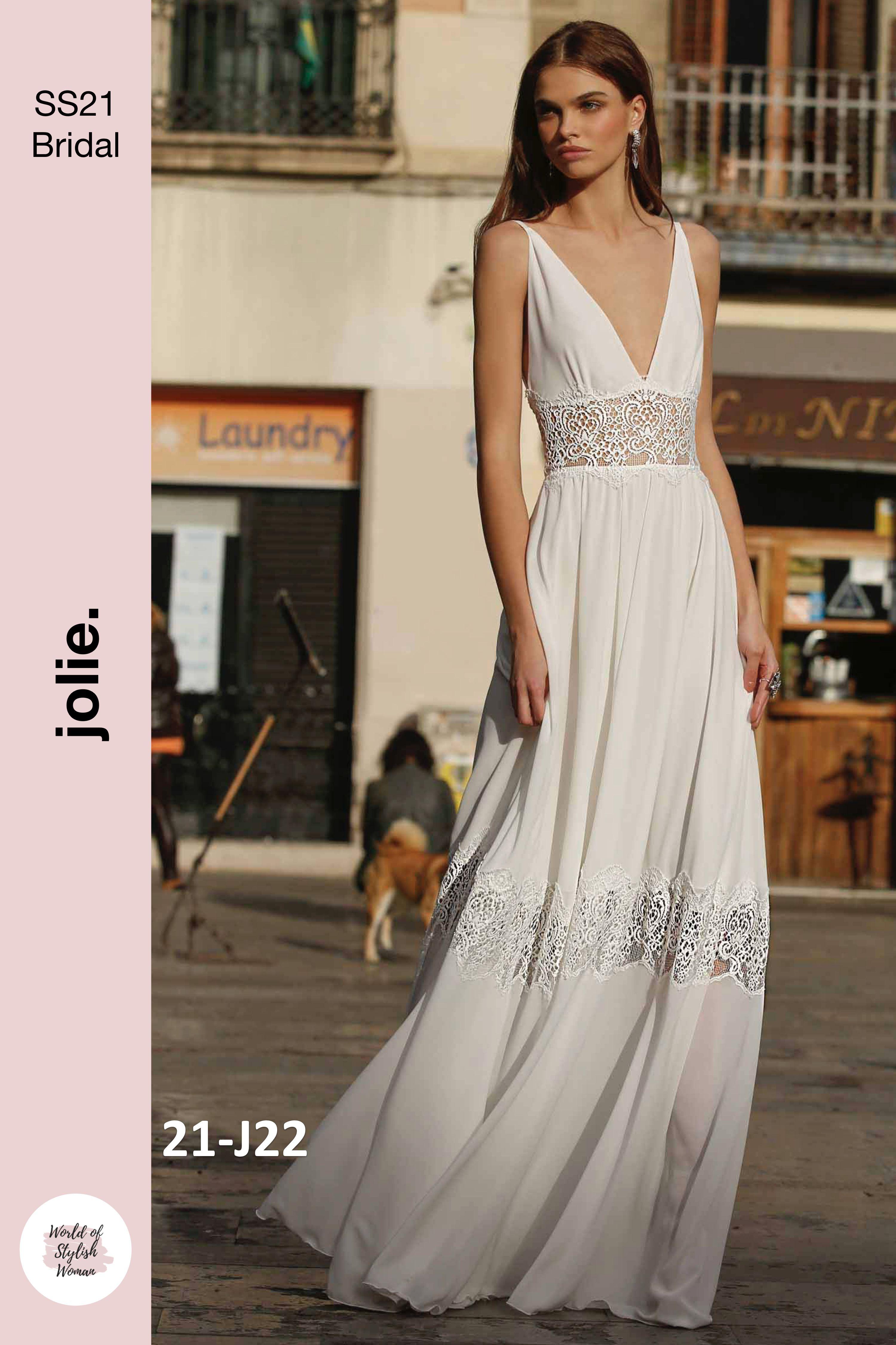 jolie. 21J22 Spring Summer 2021 Bridal Collection in