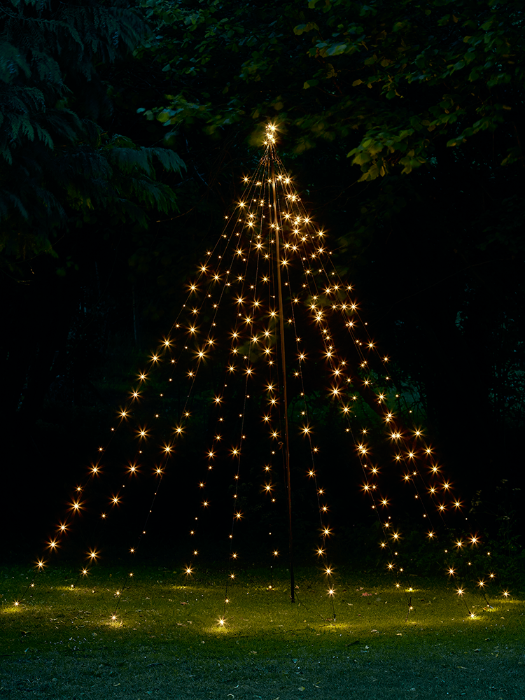 new outdoor light up tree tower - New Outdoor Christmas Lights