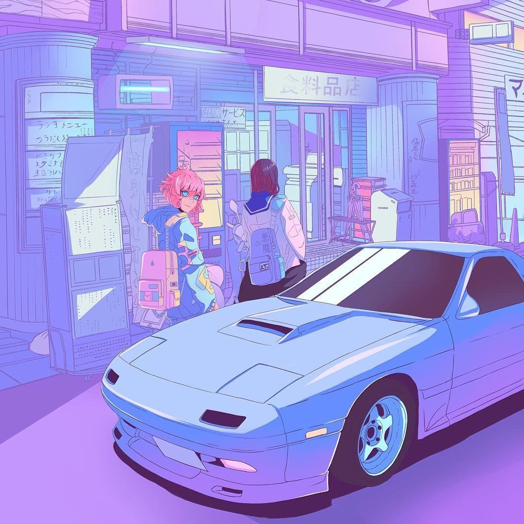 Pin By Brendan Cregut On Vaporwave With Images Comic Style Art