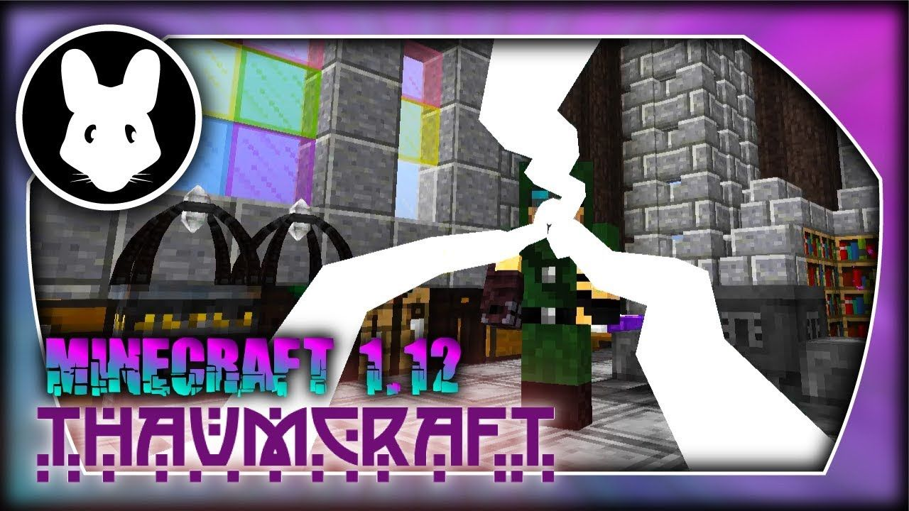 Thaumcraft Minecraft 1 12 Basic Auramancy! Bit-by-Bit by