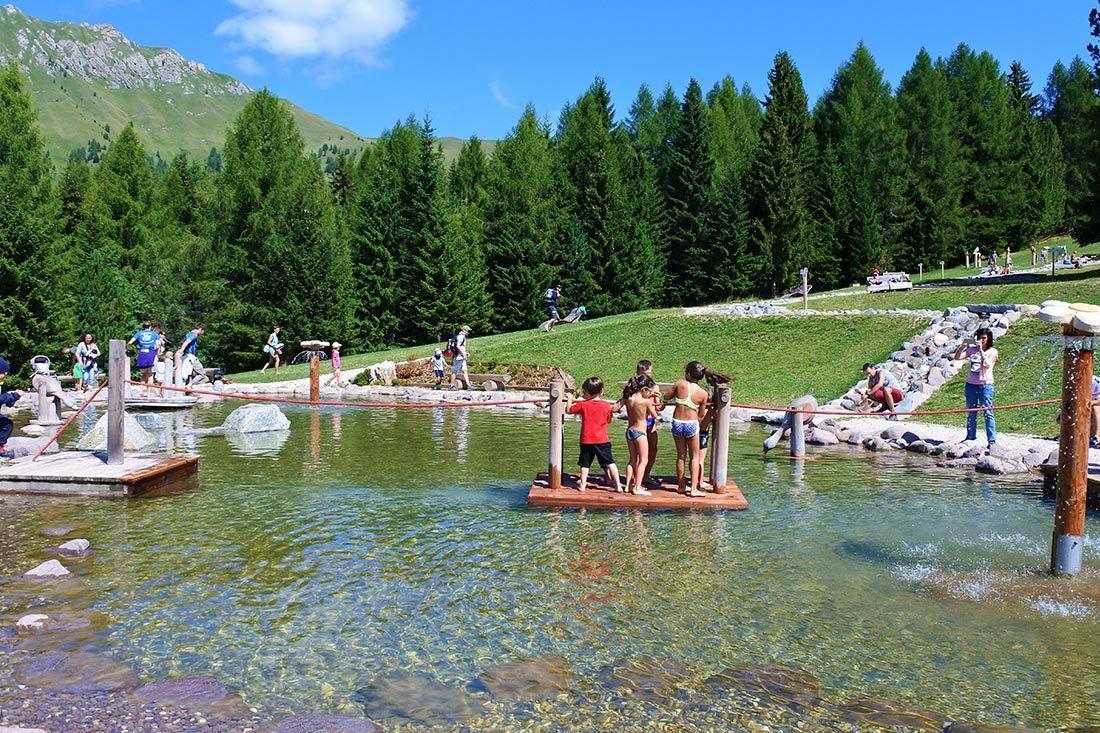Vacanze in montagna con i bambini in val di fiemme nelle for Vacanze con bambini